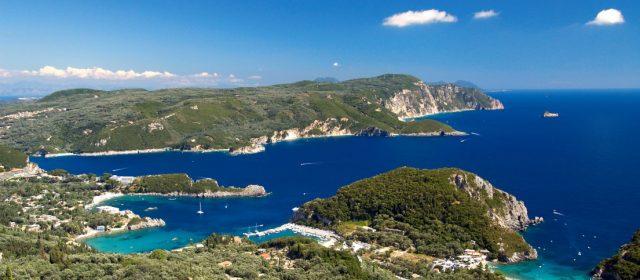 Open Air Yoga auf Korfu mit Wiebke
